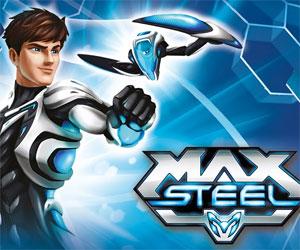 Jogos do Max Steel